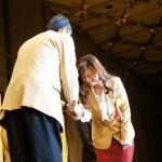 三津川社長に表彰される社長です